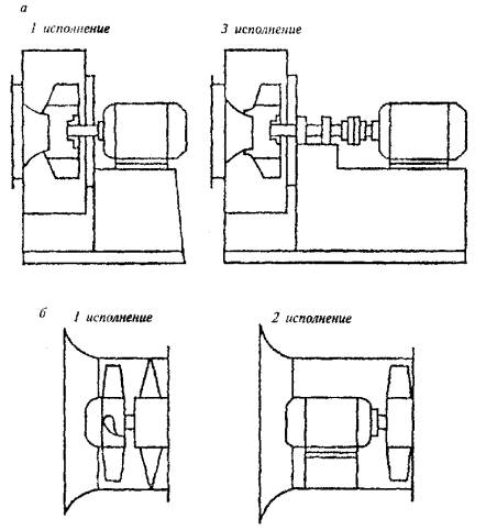 Схемы конструктивных