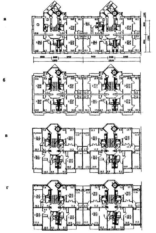 жилых домов серии I -511