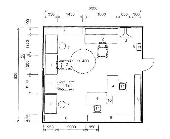 СП 35-112-2005 Дома-интернаты