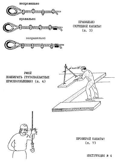 инструкция технике безопасности стропальщика