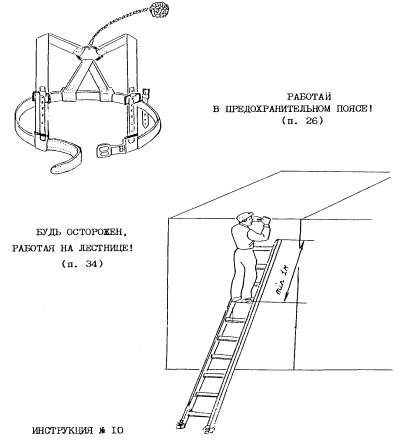 Инструкции по охране труда для прораба скачать бесплатно