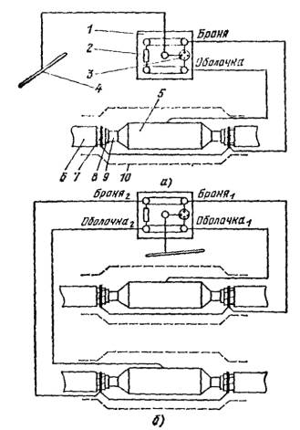Схема соединений аналогична