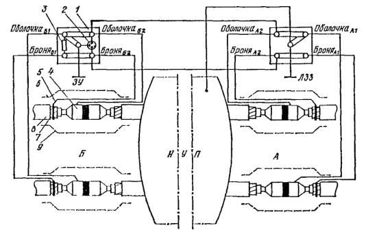 Схема соединения приведена на