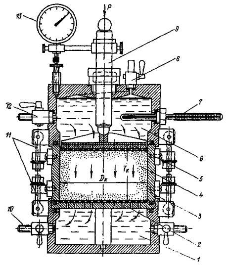 Фильтрационно-компрессионный