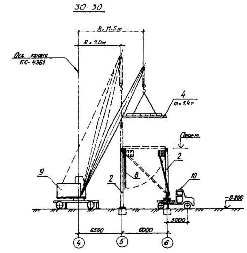 ...назначения из ЛМК комплектной поставки размером (18+12)х60 м с каркасом из широкополочных двутавров (проект...
