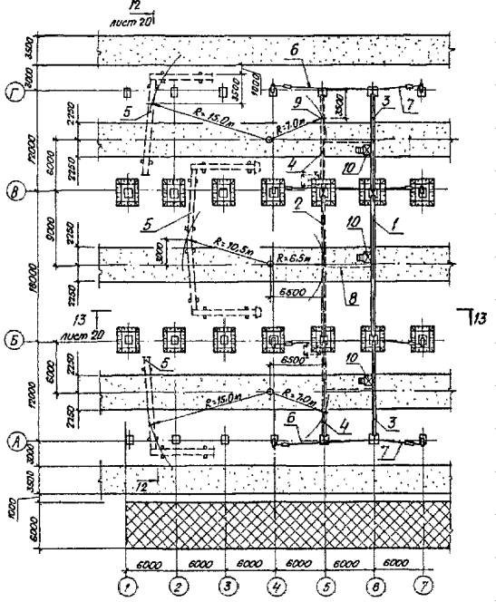 Схема монтажа второй рамы