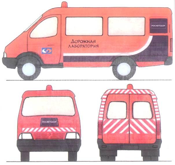 Рисунок Б.5 - Дорожная машина
