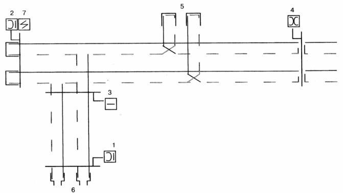 Схема системы контроля. 1.