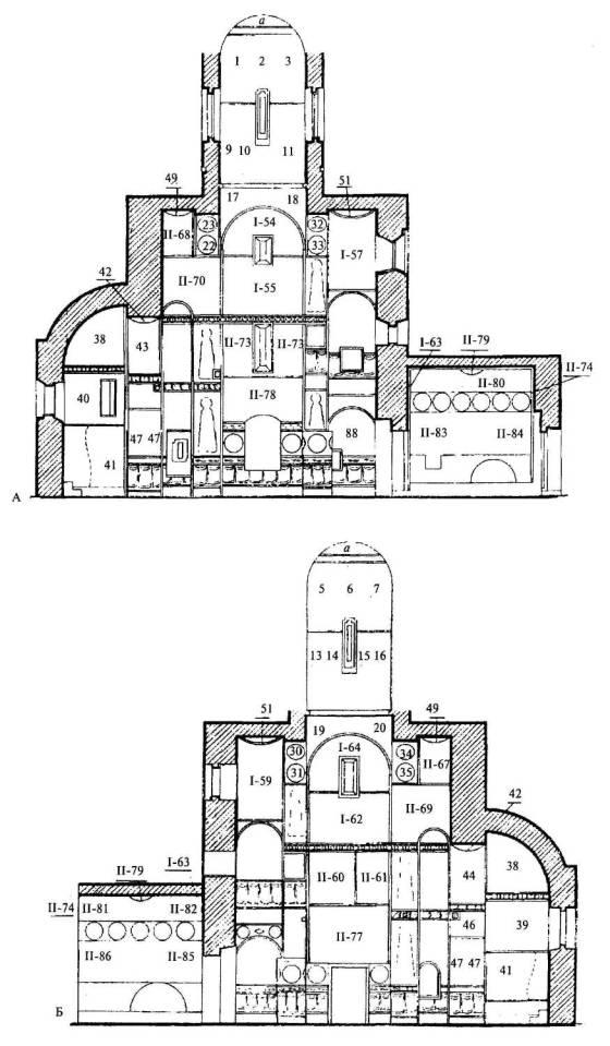 Росписи Храма Успения
