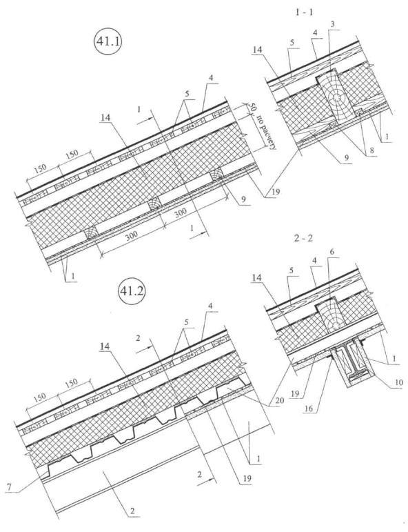 Гидроизоляция чердака чердачных помещений гост снип полифарб акриловые краски для стен и потолка