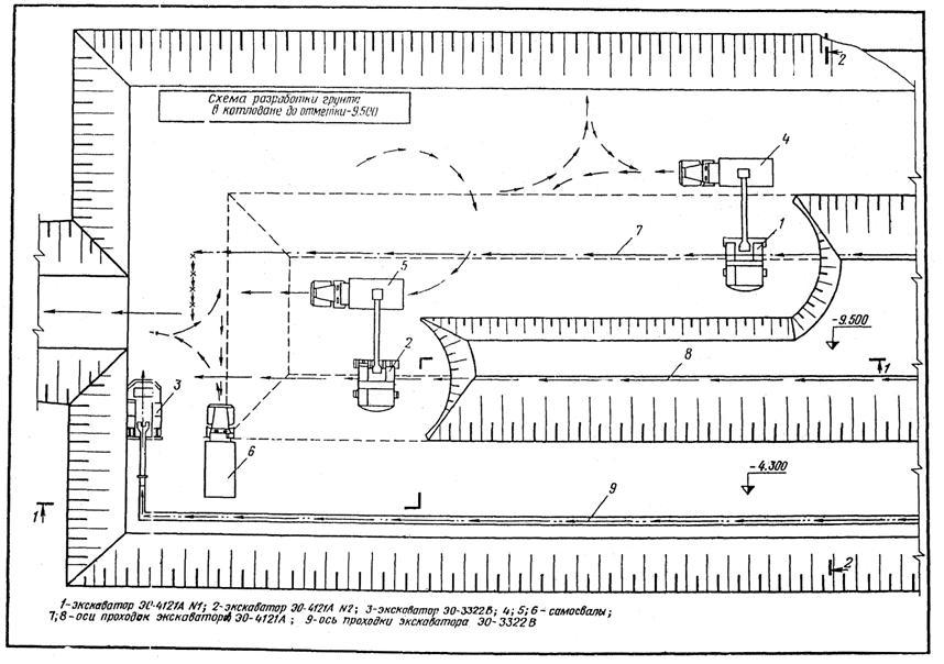 Лист 3. схема разработки
