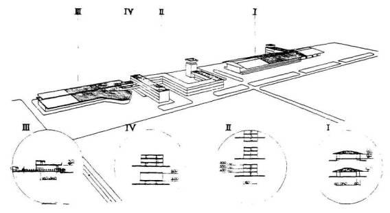 типов зданий в аэропорту