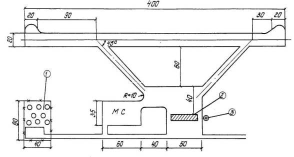 Схема планировки аэродрома
