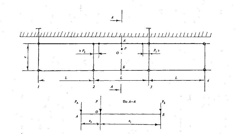 Рисунок 4 - Расчетная схема