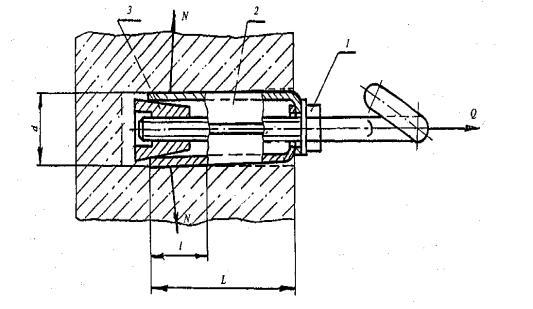 Рисунок 5 - Расчетная схема