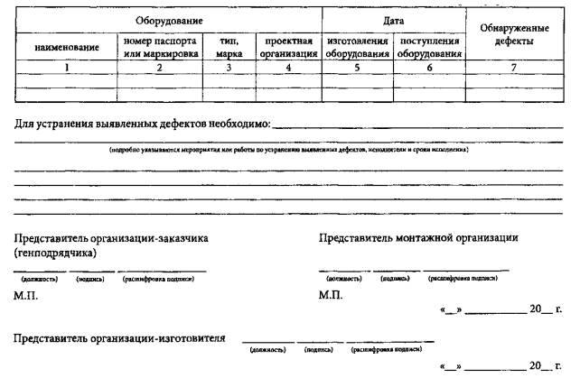 акт передачи исполнительной документации заказчику образец - фото 5