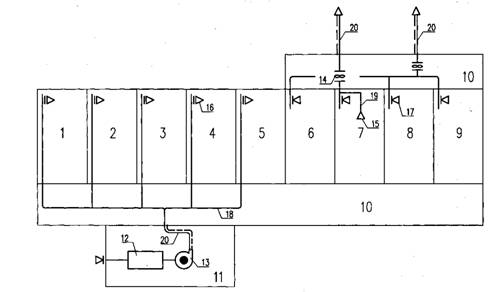 VI Принципиальные схемы систем
