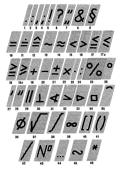 ГОСТ 2.304-81 рис 21