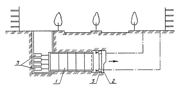 Рис. 22 Схема производства