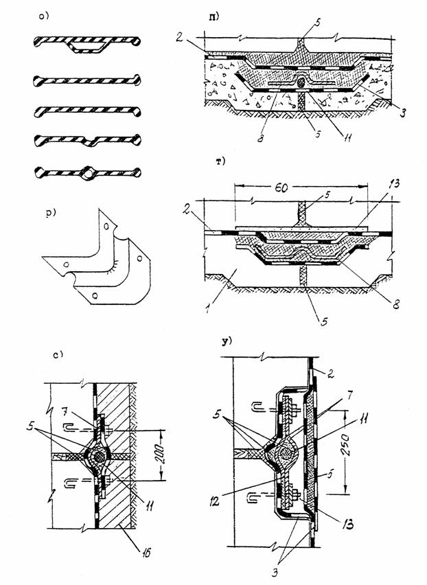 Гидроизоляция шомбург закладной шнур резинобитумная мастика цена типамбр-х-90