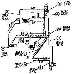 систем обозначение отопления схем