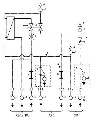 15 - Гидравлическая схема