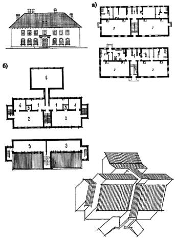 Проект реконструкции здания образец