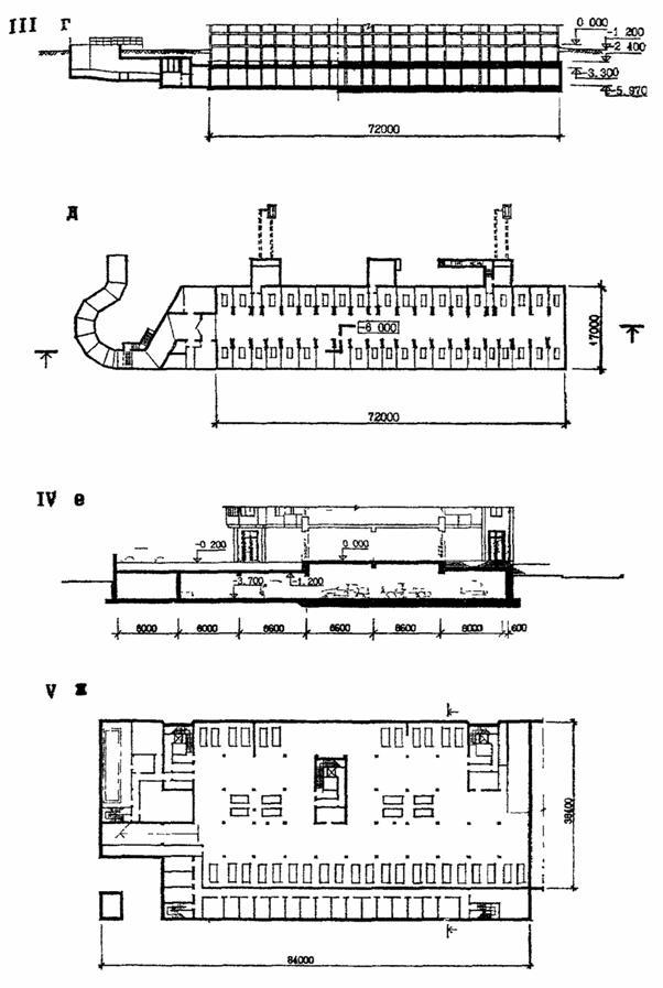 Примеры подземных этажей под