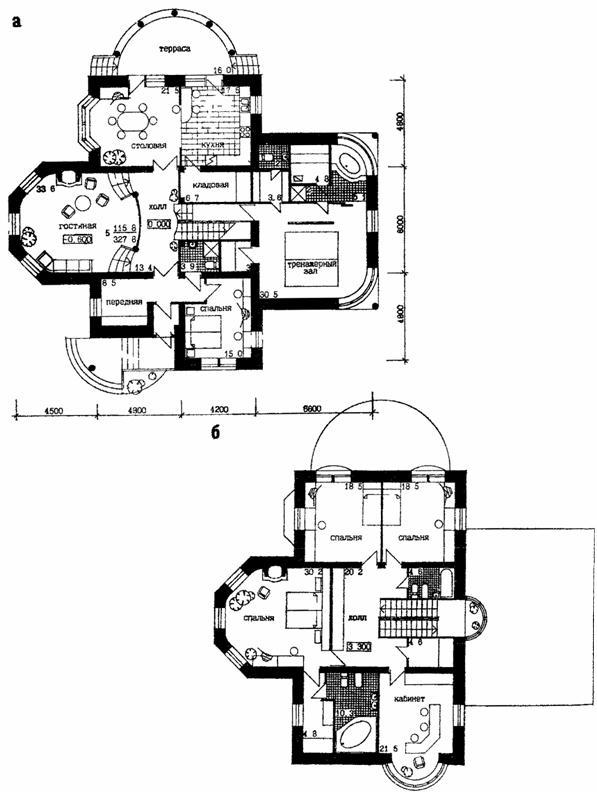 III - план 3-комнатной