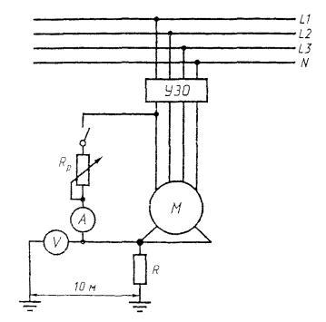 Рисунок В.3 - Схема проверки