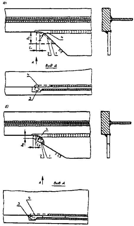 Механическая обработка сварных