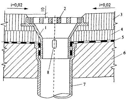 Гидроизоляция ортотропной плиты vandex super гидроизоляция цены